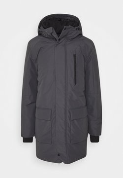 TOM TAILOR DENIM - TECHNICAL - Parka - smoked pearl