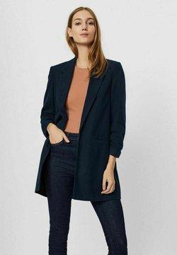 Vero Moda - VMRICA LONG - Cappotto corto - navy blazer