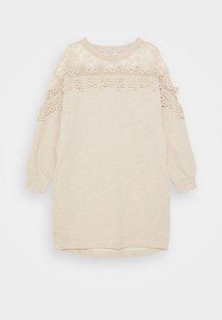 Cream - KALANIE DRESS - Vapaa-ajan mekko - oat melange