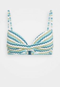 Esprit - MULIA BEACH BRA - Bikini-Top - light khaki