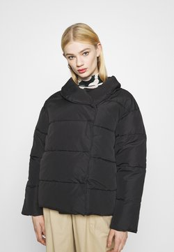 Monki - PALOMA  - Winterjacke - black dark