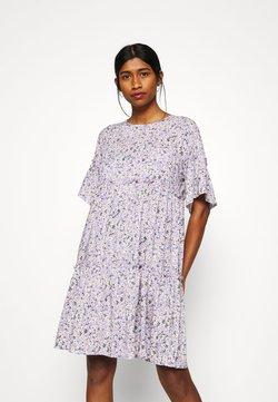 Moves - GIRAL DRESS - Vapaa-ajan mekko - lavender blue