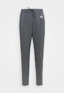 adidas Performance - Jogginghose - grey/black