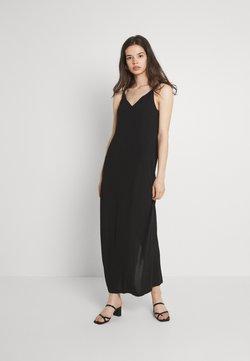 Vero Moda - VMMOLLY STRAP ANKLE DRESS - Maxikleid - black