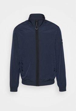 Calvin Klein - CRINKLE EASY  - Lett jakke - blue