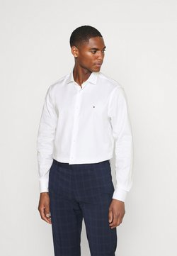 Tommy Hilfiger Tailored - SLIM FIT - Businesshemd - white
