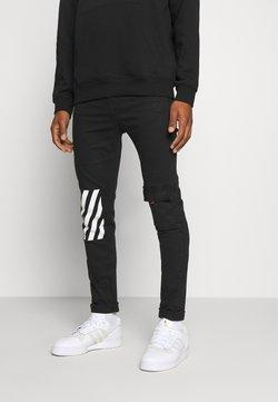 274 - BENSON JEAN - Jeans Slim Fit - black