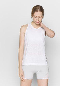 Puma - PUMA TWIST IT WOMEN'S TRAINING TANK TOP FRAUEN - Camiseta de deporte - puma white