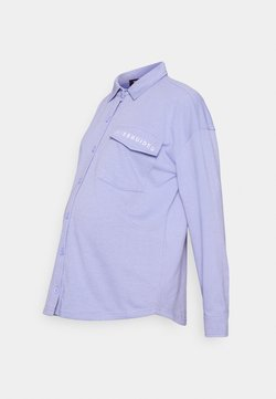 Missguided Maternity - Camisa - blue
