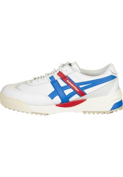 Onitsuka Tiger - Sneaker low - white/electric blue