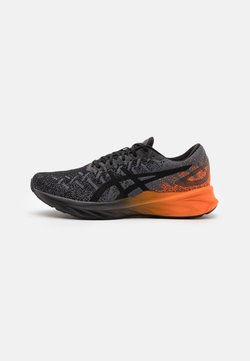 ASICS - DYNABLAST - Zapatillas de running neutras - black/marigold orange