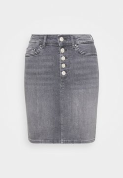 ONLY - ONLBLUSH - Jeansrock - medium grey denim
