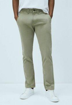 Pepe Jeans - SLOANE - Chinosy - khaki