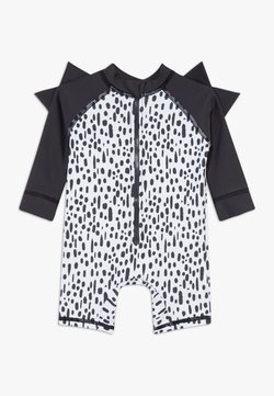 Cotton On - HARRIS ONE PIECE BABY - Uimapuku - graphite grey