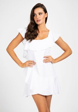Guess - Cocktailkleid/festliches Kleid - bianco