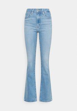 Levi's® - 725 HIGH RISE BOOTCUT - Bootcut jeans - light-blue denim