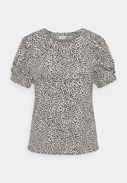JDY - JDYKIRKBY - T-Shirt print - cloud dancer