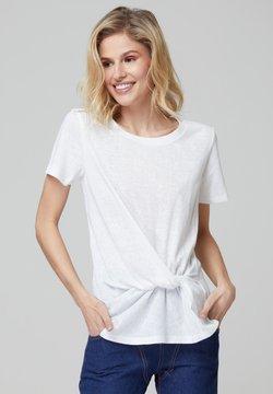 FELIPE ALBERNAZ - T-Shirt basic - white