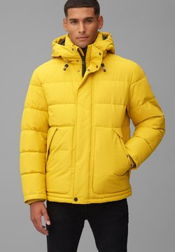 Marc O'Polo DENIM - Winterjacke - oily yellow