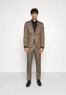 Viggo - BODON SUIT - Suit - brown