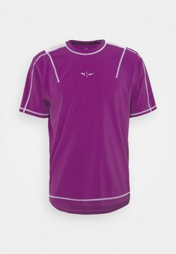 Puma - TRAIN FUTURE LAB TEE - T-Shirt print - byzantium