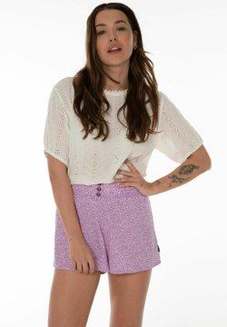 Protest - OSORNO - - Shorts - wisteria