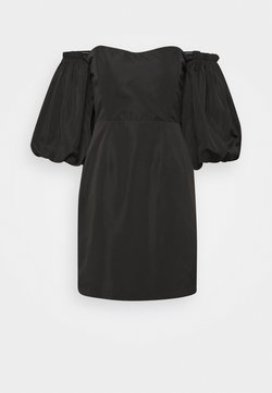 Copenhagen Muse - Day dress - black solid
