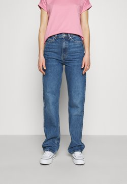 Weekday - ROWE WIN - Jeans straight leg - sea blue
