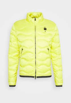 Blauer - Gewatteerde jas - yellow