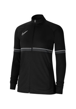 Nike Performance - Trainingsjacke - schwarzweissgrau