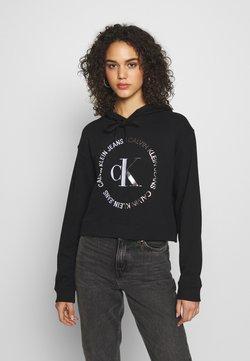 Calvin Klein Jeans - Hoodie - black