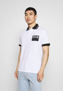 Versace Jeans Couture - PATCH - Polo - white