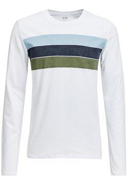 WE Fashion - Maglietta a manica lunga - white