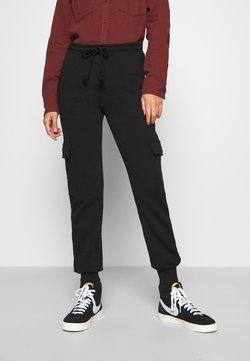 Vero Moda - VMMERCY PANT - Jogginghose - black