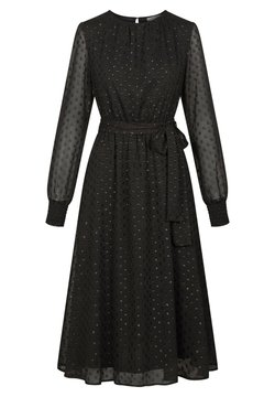 ORSAY - PUNKTEN - Cocktailkleid/festliches Kleid - black