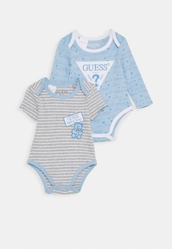 Guess - BABY 2 PACK - Body - blue stripes