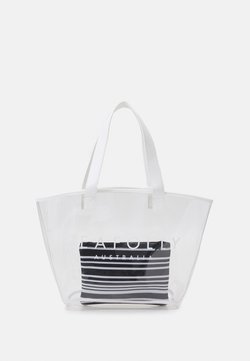 Seafolly - CARRIED AWAY TRANSPARENT TOTE SET - Shopping bag - clear