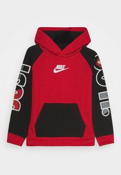 Nike Sportswear - FLY HOODIE - Sweat à capuche - university red