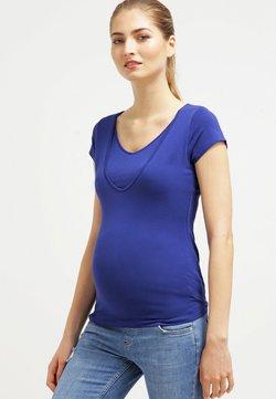 Pomkin - LISE - T-shirt med print - blau