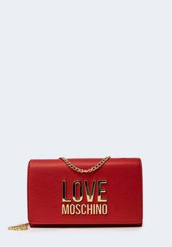 Love Moschino - Borsa a tracolla - red