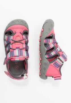Color Kids - KLAUS - Walking sandals - desert rose