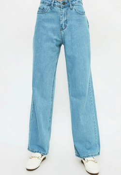 Trendyol - Jeans relaxed fit - navy blue