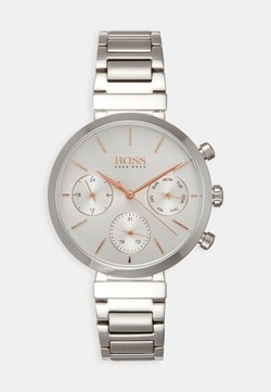 BOSS - FLAWLESS - Uhr - silver-coloured