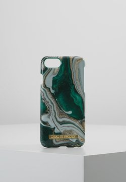 iDeal of Sweden - FASHION CASE MARBLE - Etui na telefon - goldjade
