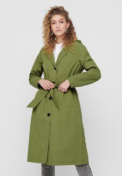 ONLY - Trenchcoat - martini olive