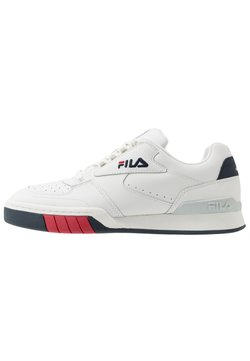 Fila - NETPOINT - Sneakers laag - white/navy/red