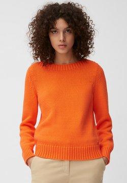 Marc O'Polo - Strickpullover - orange