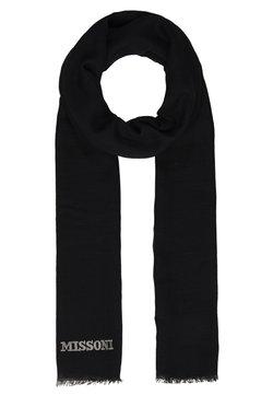Missoni - Schal - black