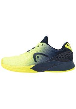 Head - REVOLT PRO 3.0 - Scarpe da tennis per tutte le superfici - neon yellow