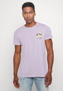 Redefined Rebel - UNISEX CONNER TEE - Camiseta estampada - pastel lilac